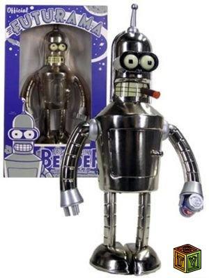 Заводной Bender