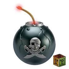 Пиратская бомба