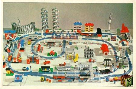 Как закалялась пластмасса Lego