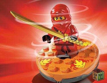 Lego Ninjago aka Bakugan
