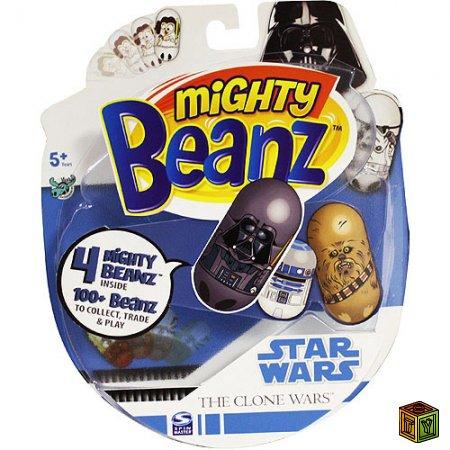 Mighty Beanz или крутые Бобы
