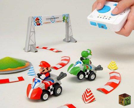 Mario гоночки в живую