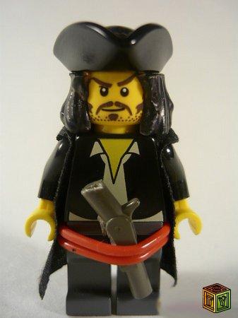 Пираты Карибского моря от Lego