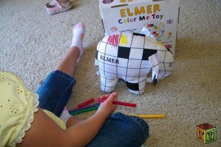 Рисуем на игрушках