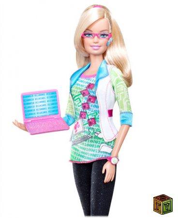 126 профессия Барби