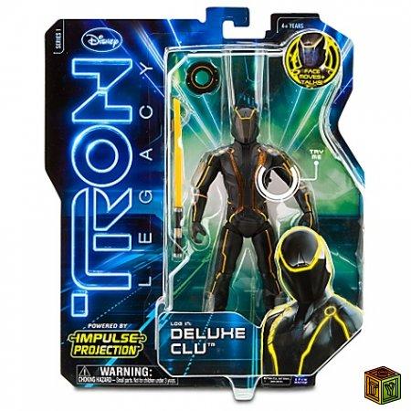 Фигурка Tron Delux Clu