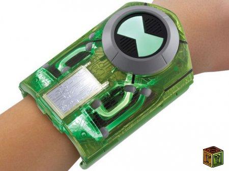 Ben 10 новые часы