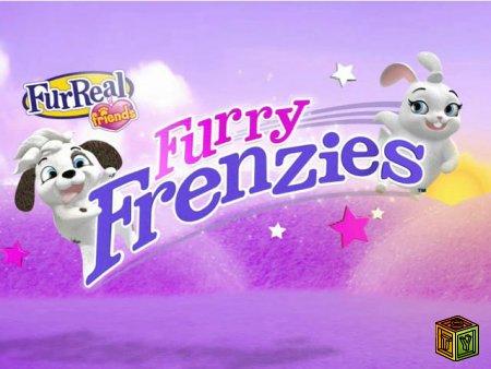 Новые зверьки Furry Frenzies