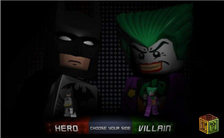 LEGO Batman: Видео Игра