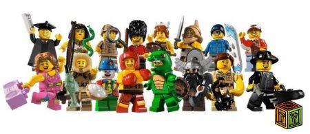 Minifigures Series 5
