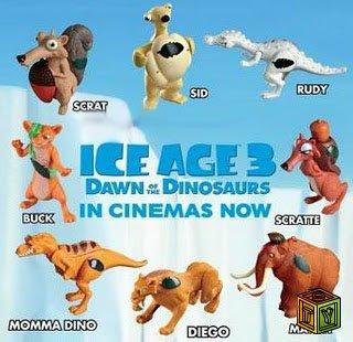 Ледниковый период в McDonalds