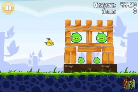 Angry Birds настольная игра