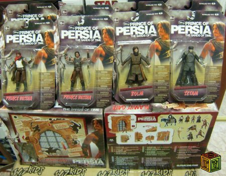 Принц Персии игрушки