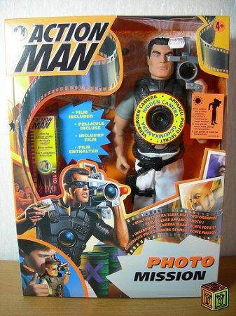 Action Man куклы для мальчиков