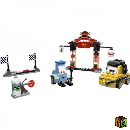 Тачки 2 Lego