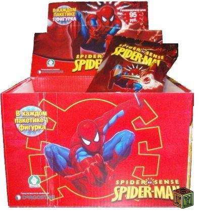 Spider-Man сюрприз
