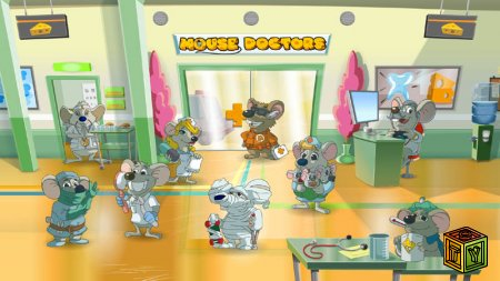 Mouse Doctors в киндерах