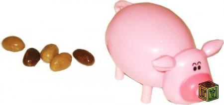 Свинья с конфетами