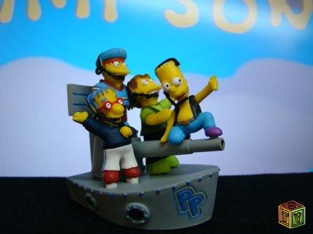 Фигурки The Simpsons