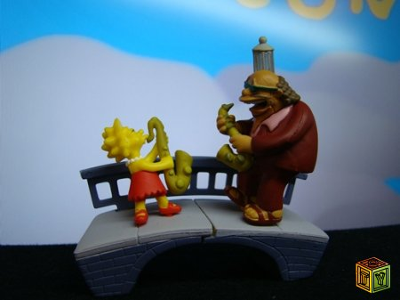 Фигурки The Simpsons