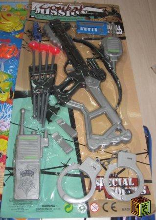 Оружие для детей - Арбалет