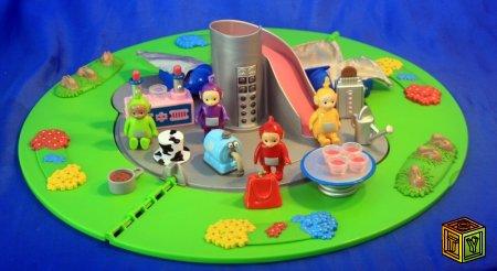 Игрушки Телепузики
