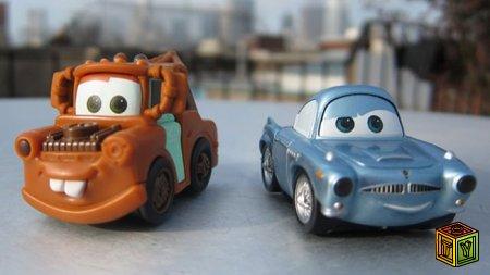 Игрушки от Disney для iPad