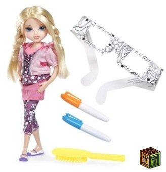 "Куклы Moxie Girlz ""3D Art-Titude"""