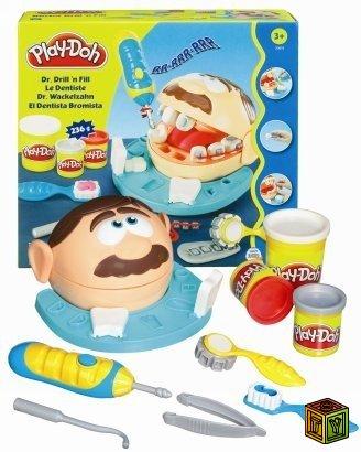 Play-Doh - заменитель пластилина