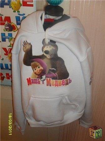 Акция от Kinder - Маша и Медведь