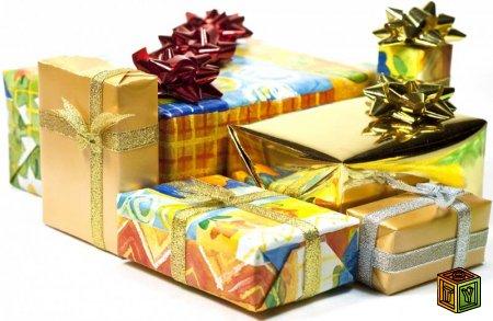 Что подарить на праздники?