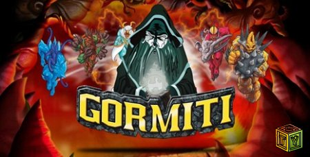 Гормити (Gormiti) настольная игра