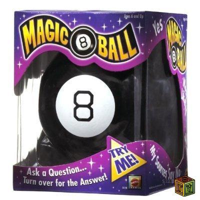 Шар предсказатель (Magic 8 Ball)