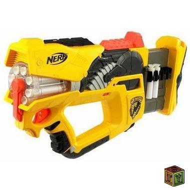 Nerf N-Strike детское оружие