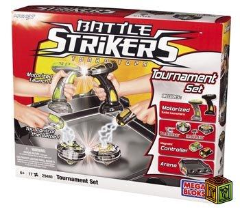 Battle Strikers электрические волчок