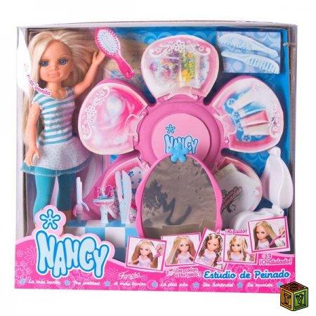 Кукла Нэнси уход за волосами