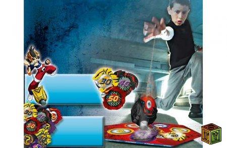 Bakugan с Yo-Yo или - Denkosekka