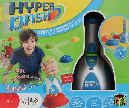 Hyper Dash быстрая реакция