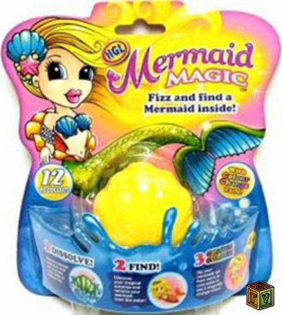 Русалочки Mermaid Magic и Динозавры