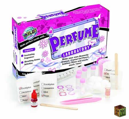 Лаборатория парфюмов