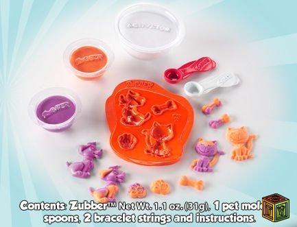 Делаем резиновые игрушки с Zubber