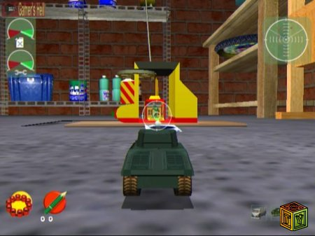 Игра Toy Commander Dreamcast