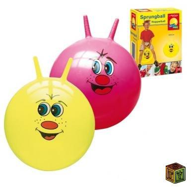 Мячик с рожками или просто Фитбол