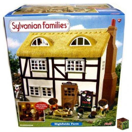Sylvanian Families Ферма