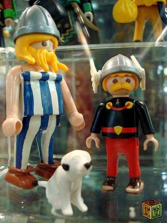 Asterix и Obelix игрушки