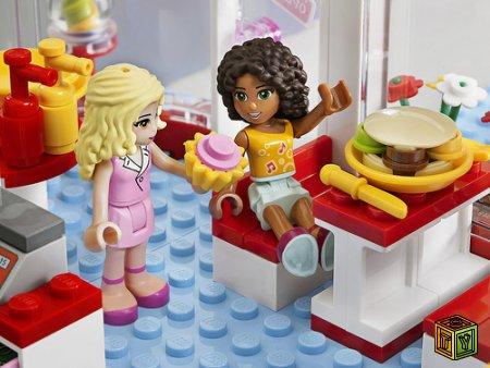 Наборы LEGO для Девочек