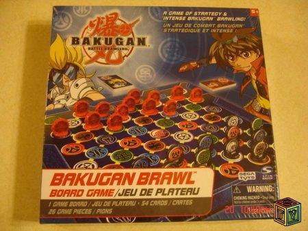 Шахматы Бакуган (Bakugan Chess)