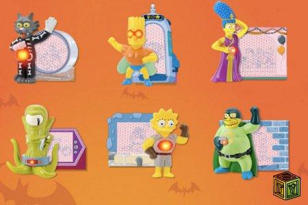 Simpsons из Burger King