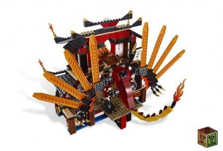 Lego Ninjago Огненный Храм (2507)