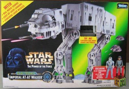 Игрушка Star Wars родом из 90-х